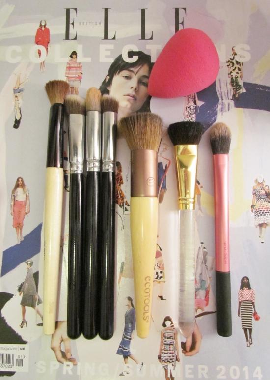makeup brushes 067